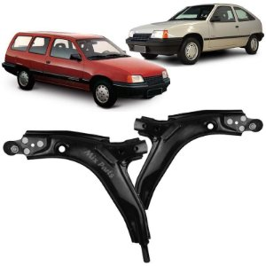Bandeja Dianteira Chevrolet Kadett / Ipanema 1889 a 1998 Balança com Pivô e Bucha