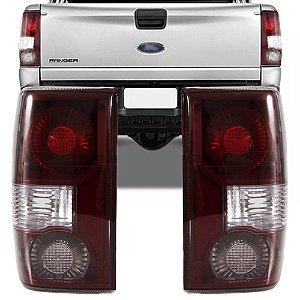 Lanterna Traseira Ranger 2004 a 2008