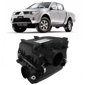 Caixa Do Filtro De Ar L200 Triton Diesel 2008 a 2016
