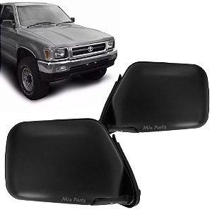 Retrovisor Externo Manual Hilux 4x4 1993 a 2001 Pickup