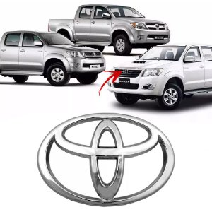 Emblema Da Grade Toyota Hilux 2005 a 2015