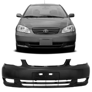 Parachoque Dianteiro Corolla e Fielder 2005 a 2008
