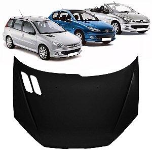 Capô do Motor Peugeot 206