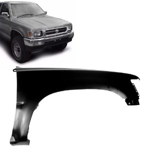 Paralama Lateral Hilux Pickup 4x4 1993 a 2001