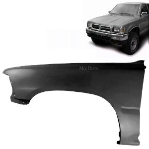 Paralama Lateral Hilux Pick-up 4x2 1993 a 2001