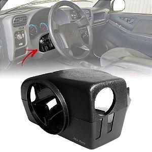 Capa Chave De Seta Moldura S10 E Blazer 2007 A 2011 - Diesel