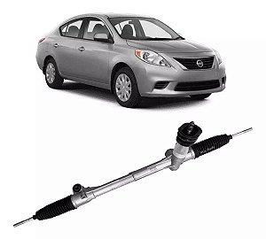 Caixa De Direção Elétrica Nissan Versa 2010 a 2015 Sem Motor