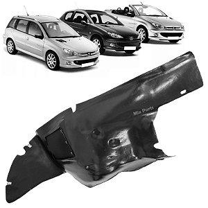 Parabarro Dianteiro Parte Frontal com Acesso ao MIlha Peugeot 206 1999 a 2012