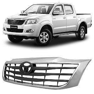 Grade Dianteira Toyota Hilux 2012 2013 2014 2015 Tela