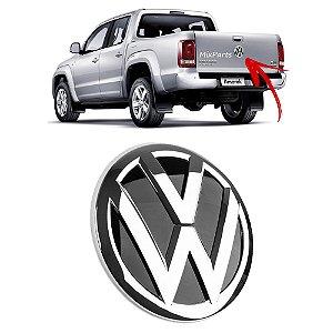 Emblema Da Tampa Traseira VW Amarok 2011 a 2016