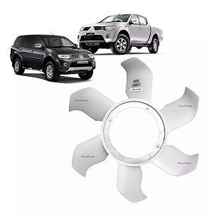 Helice Do Radiador L200 Triton / Pajero Dakar Motor 3.2 Turbo Diesel