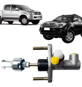 Cilindro Mestre da Embreagem Toyota Hilux 2.5 / 3.0 16v Tdi 2005 A 2011