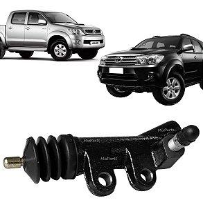 Cilindro Auxiliar da Embreagem Toyota Hilux 2.5 / 3.0 16v 2005 A 2011