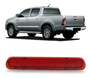 Brake Light Lanterna da Tampa Traseira Hilux 2005 a 2011