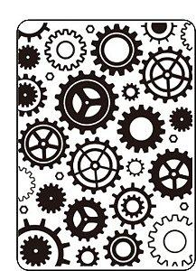 Placa de Emboss - ART E MONTAGEM - Relógios PE2-1