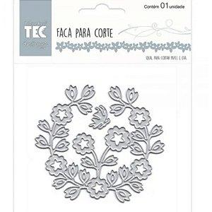 Faca para Corte e Relevo Elegance Toke e Crie 21527 Bouquet