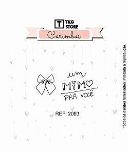 Carimbo Um Mimo pra Você 2093