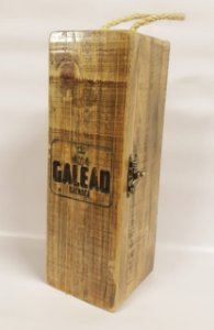 Caixa de Madeira para 1 Garrafa