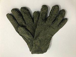 Luva em Tecido - Original - Exército Polones - Leopard Skin Camo
