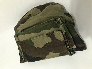 Bolsa para Máscara de Gás - Exército Francês