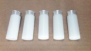 Snap Caps Munição De Manejo 12 Ga Aluminio Poliacetal - 10 Unidades