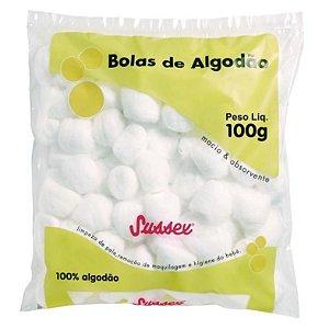 pacote de algodão bolinha