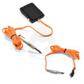 pedal quadrado + clip cord