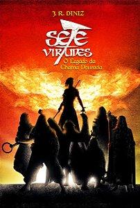Pré-venda Sete Virtudes -  Volume 2 - O legado da Chama Dourada