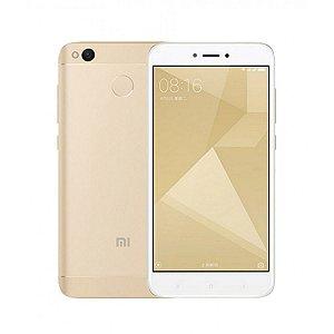 "Smartphone Xiaomi MI A1- 64GB / 4GB Ram / 5.5"" / Cam 12MP / Octa-Core - Dourado"