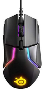 Mouse SteelSeries Rival 600 Black 2 Sensores TRUE 1TO1