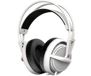 Headset SteelSeries Siberia 200 - Branco