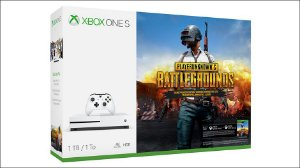 Console XBOX ONE S PUBG BUNDLE - 1TB