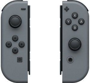 Joy-Con para Nintendo Switch - Cinza