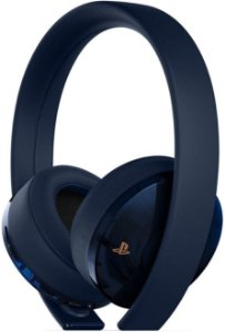Headset Wireless Sony Gold 500 Million Limited Edition Ps4 - Original!