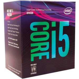 Processador Intel Core i5-8500 Coffee Lake, Cache 9MB, 3GHz (4.1 GHZ TURBO) , LGA 1151 - 8th Geração