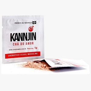 CHÁ DO AMOR KANNJIN ENERGÉTICO SEXUAL MASCULINO 1G