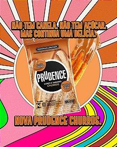 PRESERVATIVOS SABOR CHURROS COM 3 UNIDADES PRUDENCE