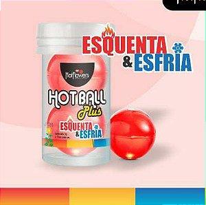 HOT BALL PLUS ESQUENTA E ESFRIA HOT FLOWERS