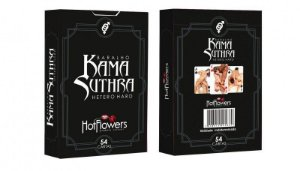 BARALHO KAMA SUTRA HETERO HARD HOT FLOWERS