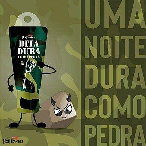 DITA DURA PROVOCADOR MASCULINO 15G LINHA BRASILEIRINHOS HOT FLOWERS