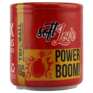 POWER BOOM! TRIBALL SOFT BALL FUNCIONAL 3UN