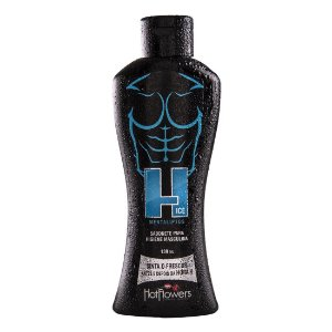 SABONETE ÍNTIMO MASCULINO H ICE 130ML HOT FLOWERS