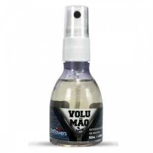 VOLUMÃO SPRAY INTENSIFICADOR DE MACHO 50ML HOT FLOWERS