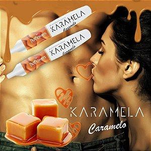 KARAMELA CANETA COMESTÍVEL 35G HOT FLOWERS
