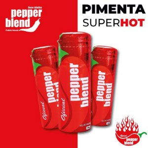 GEL DE PIMENTA PEPPER BLEND 12 ML PEPPER BLEND