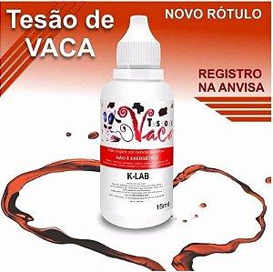 TESÃO DE VACA ESTIMULANTE AFRODISÍACO NATURAL 15ML K-LAB