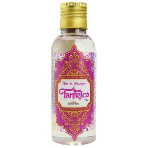 TÂNTRICA ÓLEO PARA MASSAGEM SENSUAL 120ML HOT FLOWERS