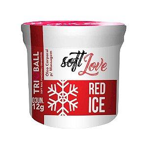 RED ICE TRIBALL SOFT BALL FUNCIONAL 3UN SOFT LOVE