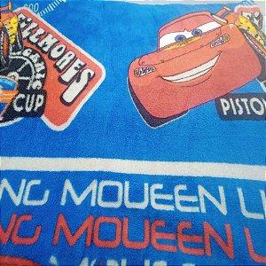Manta Infantil Menino Jolitex Disney Carros Piston Cup