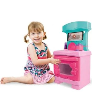 Sweety Fantasy Cozinha Sonho de Menina Cardoso Toys 49CM 2013